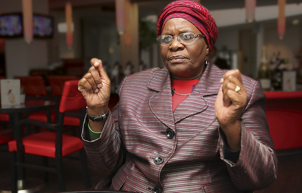 """""""Peace, stability, working together and unity are the secret of the success in Namibia."""""""