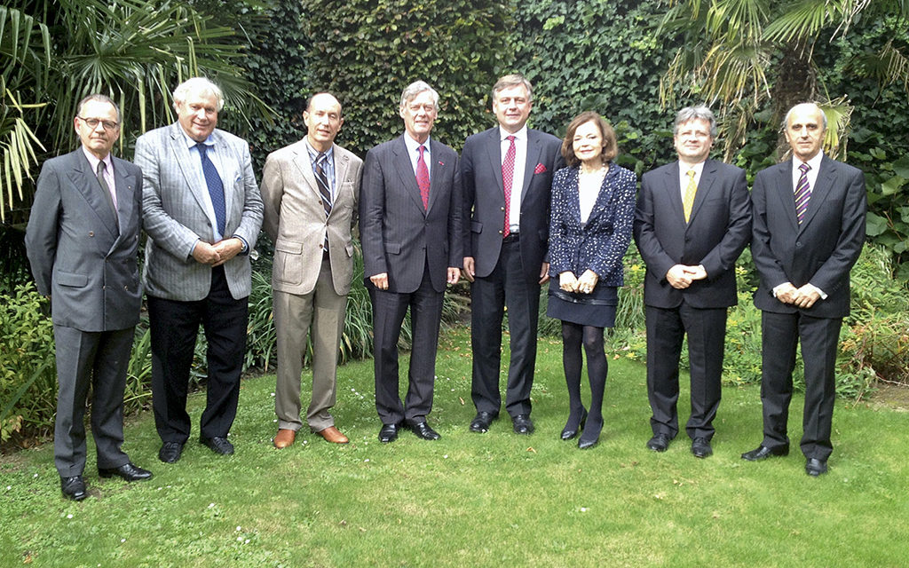 Dr. Wolfgang Breitenthaler, President of the Unions of Honorary Consuls in Europe (F.U.E.C.H.)