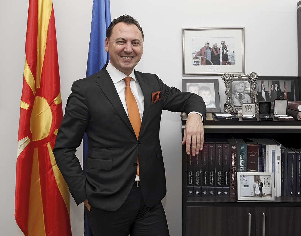 Ambassador Ilioski