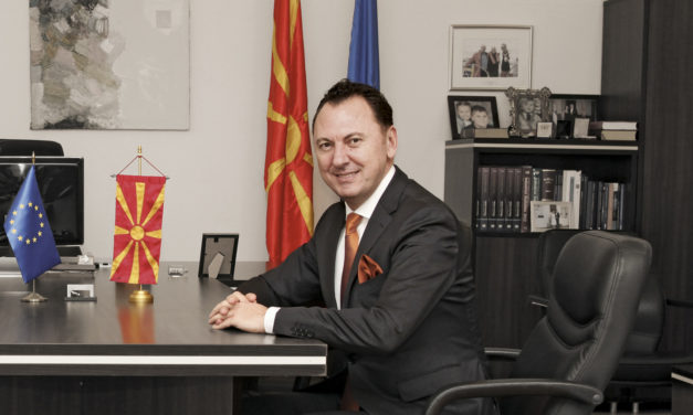 Dr. Kire Ilioski – Ambassador and Permanent Representative of the Republic of Macedonia to the United Nations, OSCE and other International Organizations in Vienna