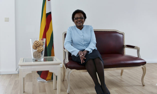 In-depth Zimbabwe's foreign relations: Grace Tsitsi Mutandiro, The Ambassador of Zimbabwe to Austria