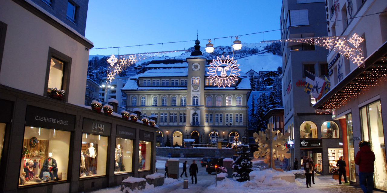 St. Moritz – Jewel of the Alps