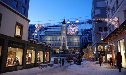 St. Moritz – Jewel of the Alps