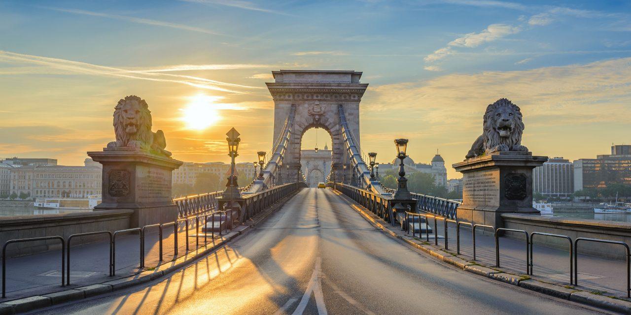 Budapest, how wonderful…