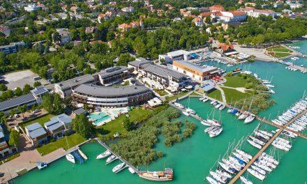 Elegance and harmony at the Lake Balaton