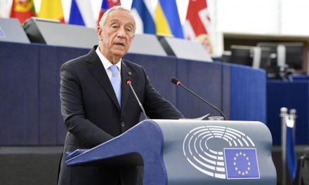 Marcelo Rebelo de Sousa – The President of Portugal
